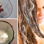 Remedio casero para revertir las canas, recuperar el color natural del cabello y combatir la calvicie