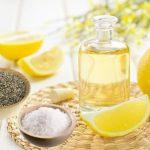 Cómo tratar problemas de salud con limón, sal y pimienta