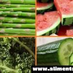 14 alimentos que casi no tienen calorías y pero si muchos nutrientes