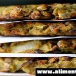 Acelera el metabolismo y Quema Grasa con Hamburguesas de Berenjena, jengibre y comino .