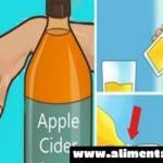 Bebe vinagre de sidra de manzana antes de acostarte y tratarás estas condiciones de salud