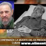 DIOS TENGA MISERICORDIA. MUERE FIDEL CASTRO DE FORMA REPENTINA A SUS 90 AÑOS. ESTA ES LA REACCIÓN DEL PUEBLO CUBANO. OREMOS POR SU ALMA.