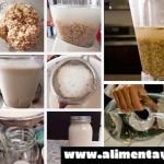 Esta es la forma correcta de hacer agua de avena para eliminar tu grasa Abdominal!
