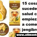 MIRA Estas 15 COSAS Maravillosas Que Hace El JENGIBRE Con Tu SALUD Cuando Comienzas A Consumirlo Diario ¡Muy Bueno!