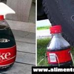 Más de 15 usos prácticos para Coca Cola, esta es una prueba de que la coca cola no pertenece al cuerpo humano!