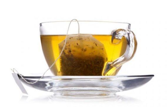 bolsas de té para infecciones en los ojos