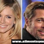 ¿Volvió a las pistas? Brad Pitt fue visto muy cariñoso en cena romántica con bella y famosa actriz