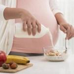 Con estos 4 consejos podrá controlar el peso durante el embarazo. Garantizado!