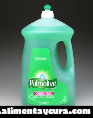 ¡Palmolive contiene químicos cancerígenos! 5 marcas que debes evitar