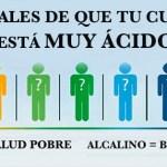 11 Maneras de eliminar el pH ácido en tu cuerpo
