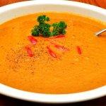 4 sopas bajas en calorías para la dieta adelgazante