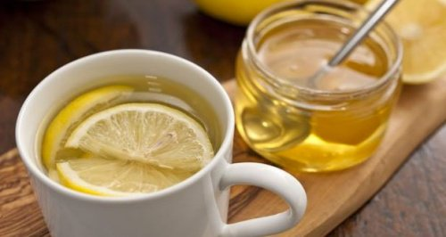 Agua-limon-miel