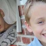 El aceite de cannabis cura a un niño de 3 años de cáncer después de que los médicos le dieron 48 horas de vida