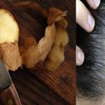 Patata contra las #canas