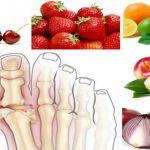 Elimina el Acido Urico de tu Cuerpo con tan Solo 2 Cebollas