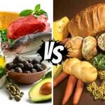 Dieta baja vs. alta en carbohidratos para el tratamiento de la diabetes tipo 2