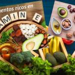 TOP Alimentos Ricos en VITAMINA E. No te lo puedes perder