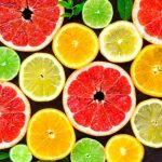 Beneficios de las frutas cítricas