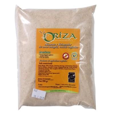 Rebozador de Arroz 'Oriza' 250g (c/ y s/ sal)