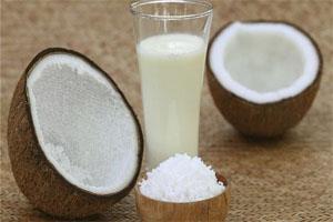 leche de coco para corredores