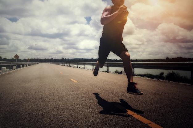 alimentación para media maratón