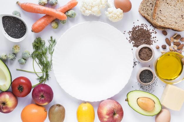 nutrición para media maratón