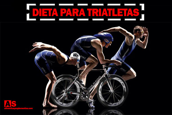 dieta para triatletas