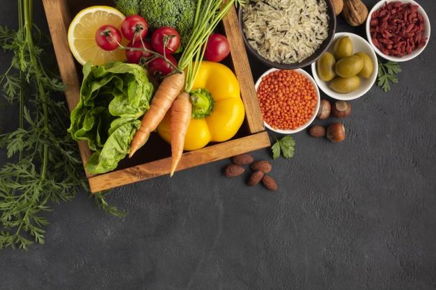 alimentacion para vegetarianos