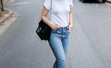Beyaz Tişört Kombinleri