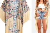 Japon Tarzı: Kimono Modelleri