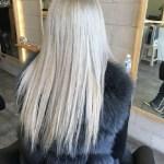soğuk sarı saç