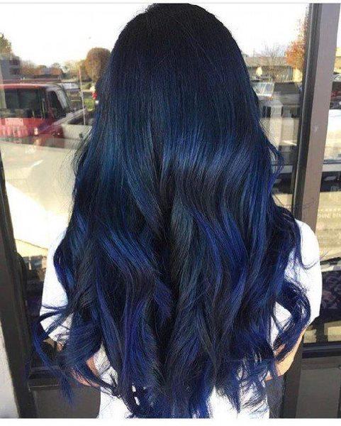 gece mavisi saç boyası markaları