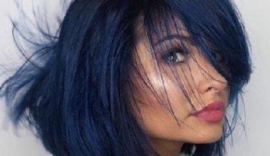 Gece Mavisi Saç Rengi ve Tonları