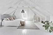 Minimal Yatak Odası Tasarımları