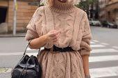 Triko Elbise Modelleri ve Kombinleri