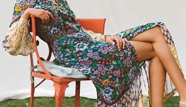 2020 En Güzel Bohem Elbise Modelleri ve Fiyatları