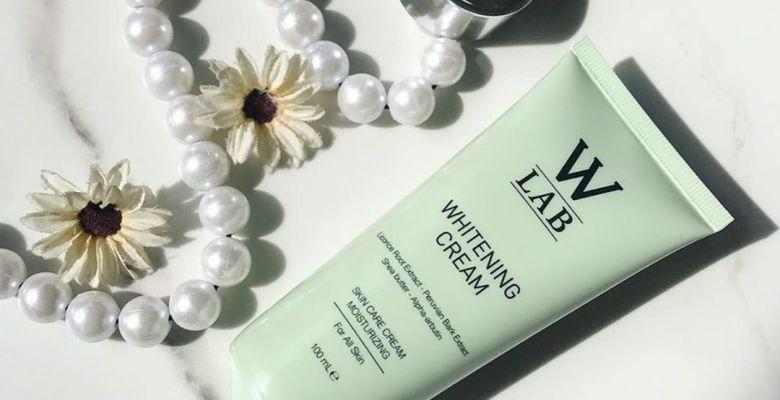 W Lab Whitening Cream Nedir? – İşe yarıyor mu – Kullanıcı Yorumları