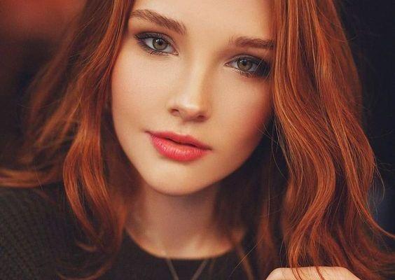 2021 Kızıl Saç Renkleri – Tonları ve Modelleri