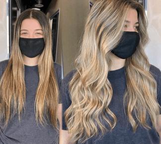 2021 Uzun Saç Kesim Modelleri