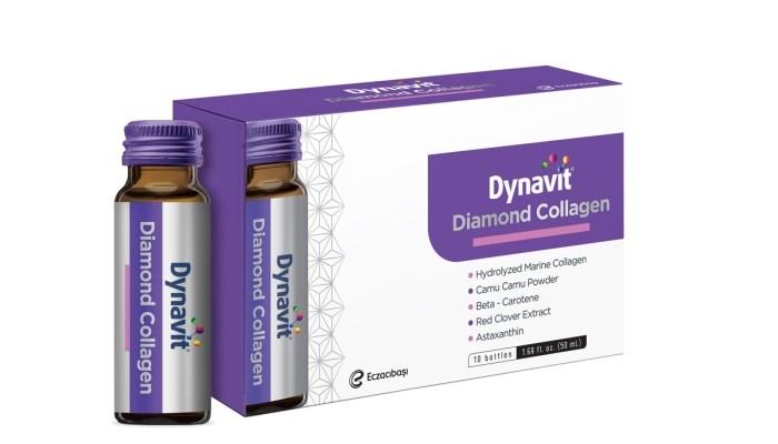 Dynavit Diamond Collagen Nedir, Ne İşe Yarar, Fiyatı ve Kullananların Yorumları