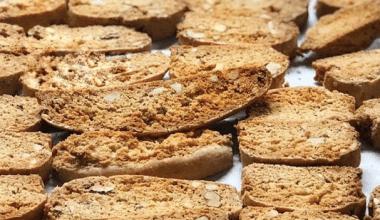 Biscotti Nasıl Yapılır? En Güzel ve Lezzetli Biscotti Tarifi