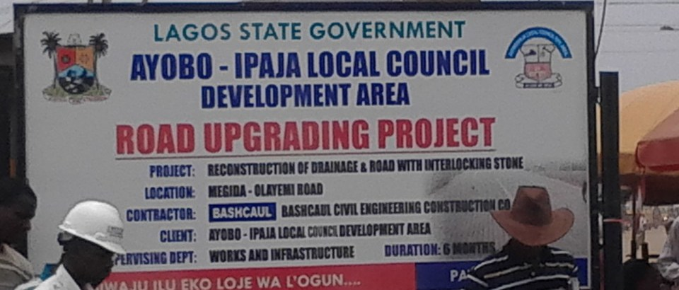 Ayobo-Ipaja Local Council Development Area | Alimosho Guide