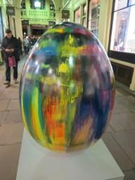 43. The Dye Egg by Lindsay Bull