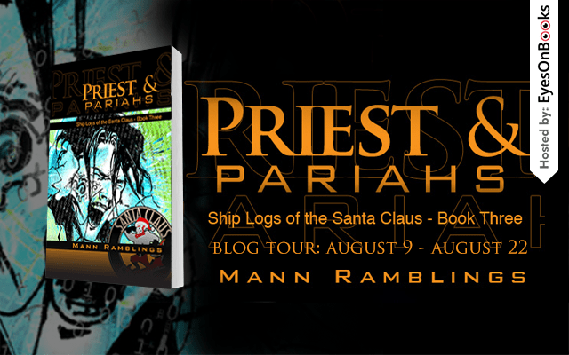 Priest and Pariahs Blog Tour