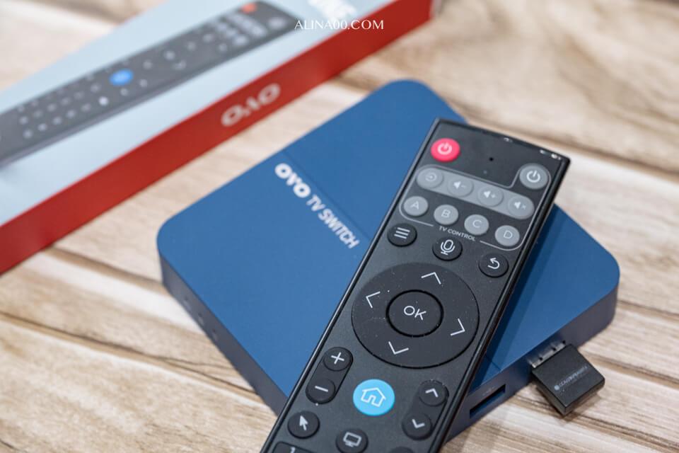 【追劇神器】OVO電視盒 G700|AI智能推薦+語音遙控讓你宅得不無聊 - Alina 愛琳娜 嗑美食瘋旅遊