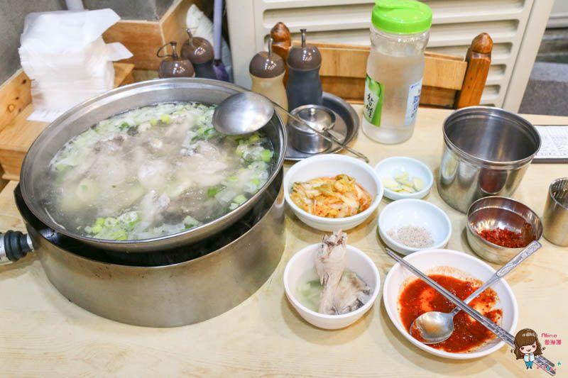 【首爾美食】一隻雞刀切麵 元祖家-雞湯刀削麵餃子-白鐘元的三大天王推薦 - Alina 愛琳娜 嗑美食瘋旅遊