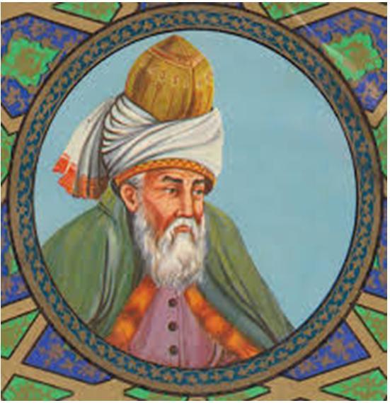 10 lectii de viata ale lui Rumi