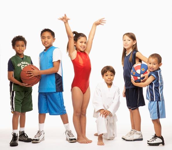8 beneficii inedite ale sportului pentru dezvoltarea copilului!