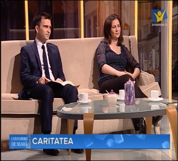 Emisiunea Convorbiri de seara la Speranta TV: Caritatea – 01.05.2016