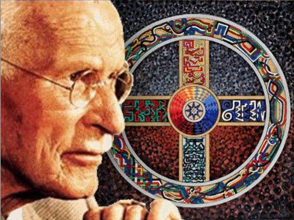 Arhetipurile lui Carl G. Jung – cele 4 etape ale vietii